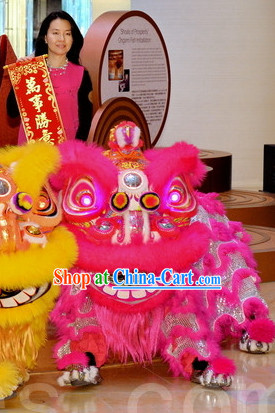 Chinese Lion Dance Equipment