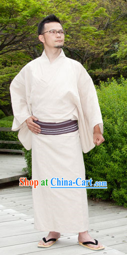 Japanese Traditional Summer Clothing for Men