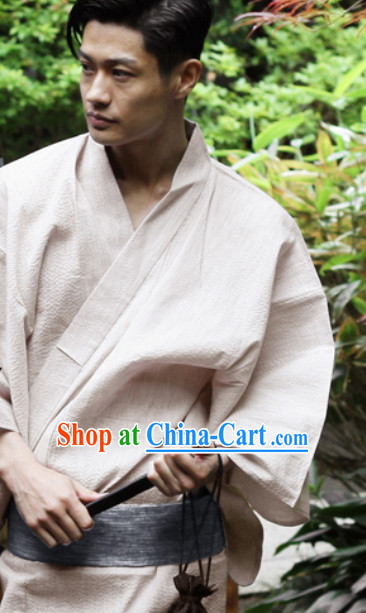 Japanese Traditional Summer Dresses for Men