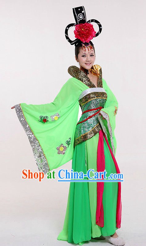 Chinese Classical Girls Dancewear