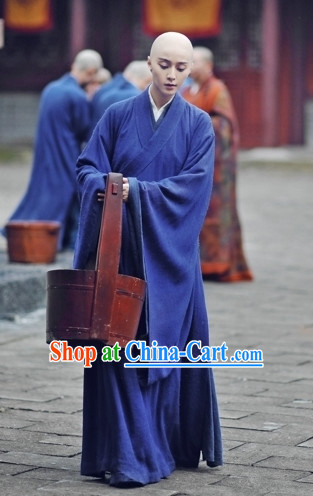 Chinese Traditional Monk Dress