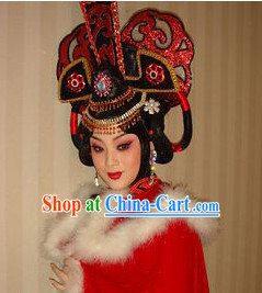 Wang Zhaojun Opera Hair Jewelry Hair Accessories for Women