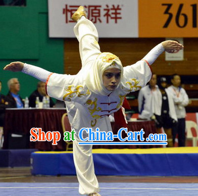 Top Martial Arts Silk Uniforms for Women