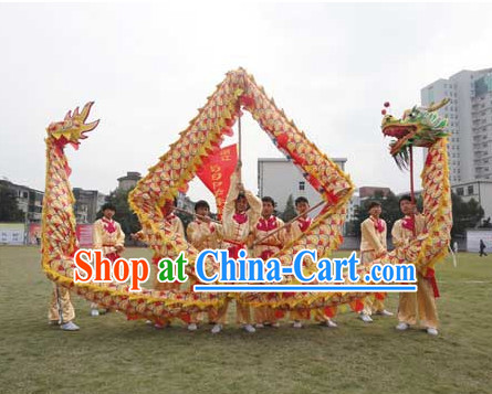 University Use Chinese Dragon Equipments Complete Set for 10 People