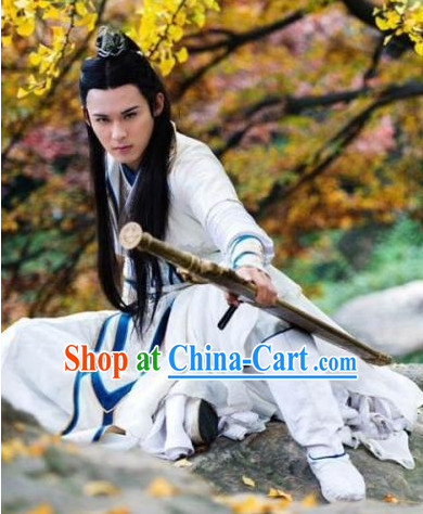 Chinese Traditional Dress for Men