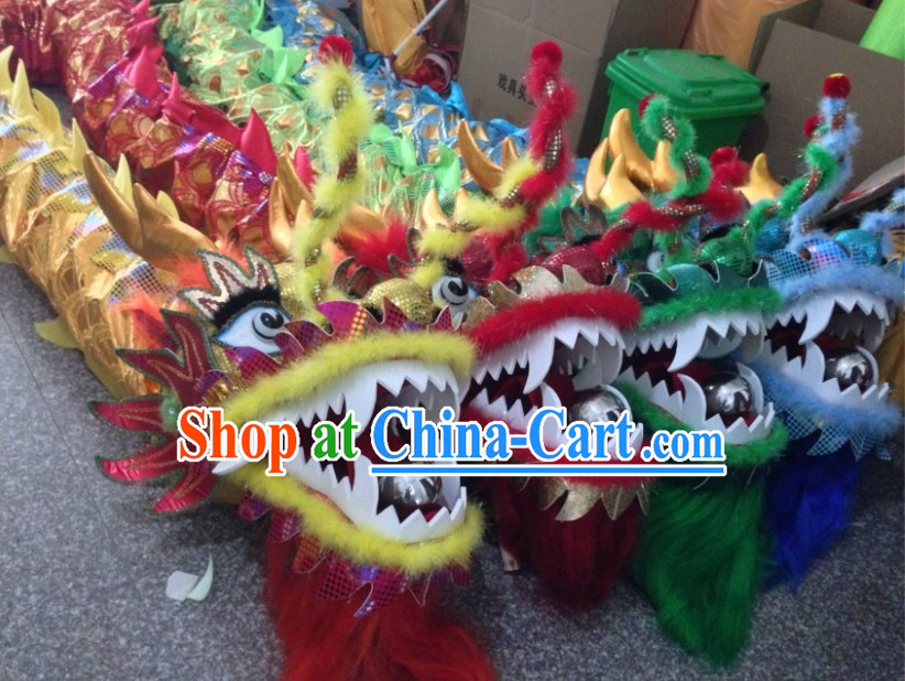 dragon dancing props
