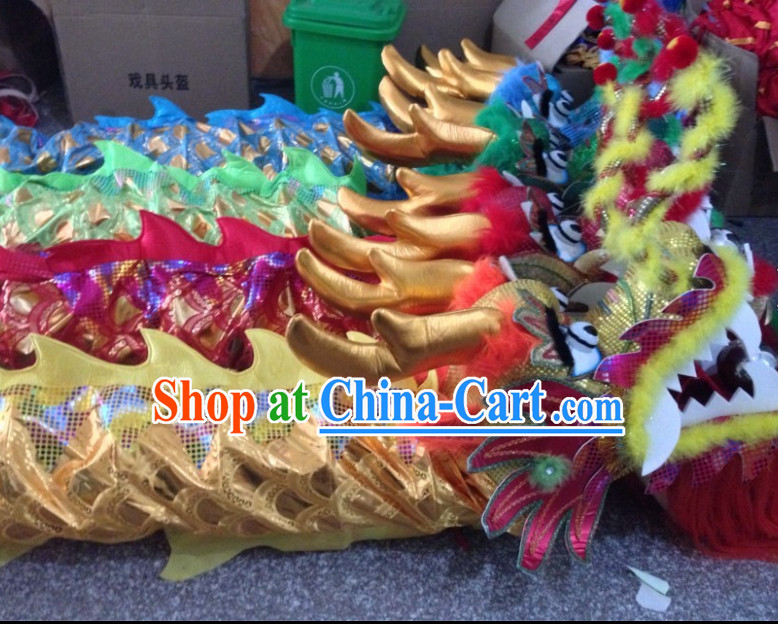 dragon dancing equipment