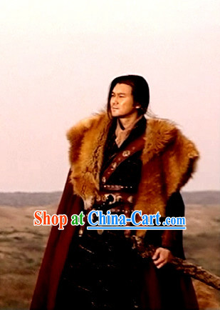 Chinese Classic Hero Dress for Men