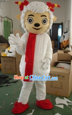 Chinese New Year Xi Yang Yang Sheep Costumes Complete Set