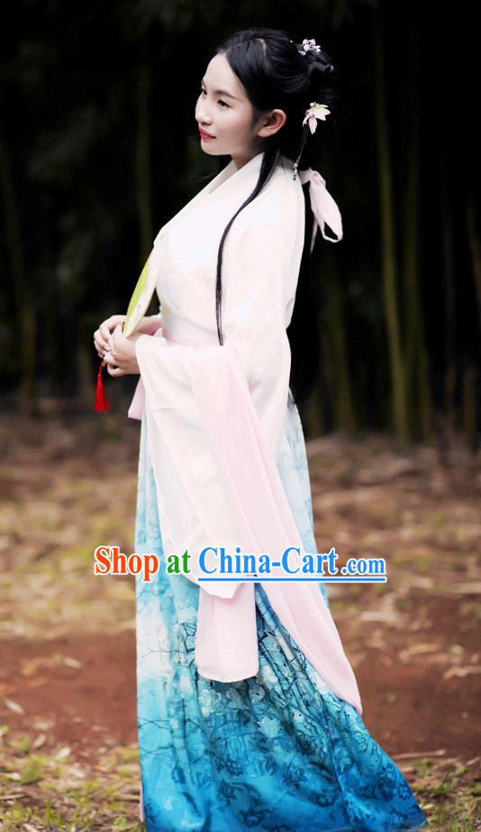 Asian Dress Chinese Traditional Costume