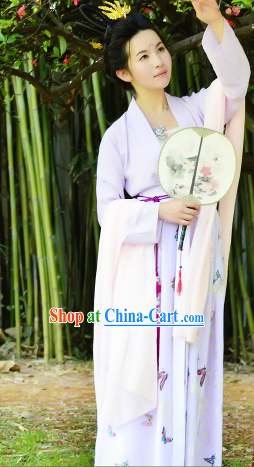 Asian Dress Chinese Traditional Costumes