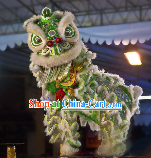 China Southern Lion Dance Equipment Complete Set