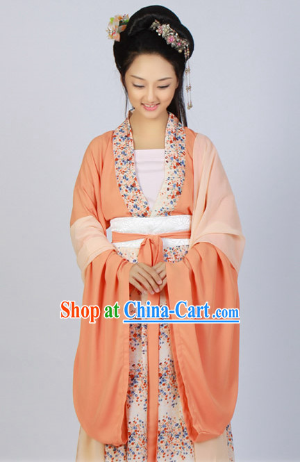 Chinese Costume Japanese Fashion Dress for Women