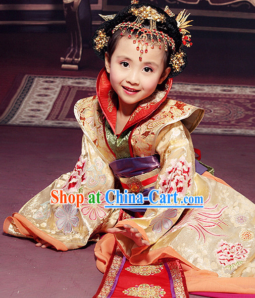 Chinese Princess Costume  for Children