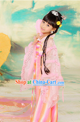 Chinese Princess Costume  for Girls
