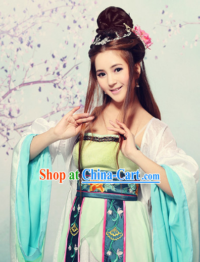 Chinese Sexy Costumes for Women