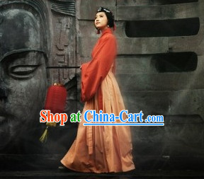 Chinese Asian Female Superhero Costumes