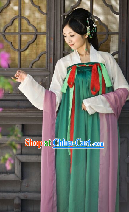 Costume Shop Tang Princess Asian Dress