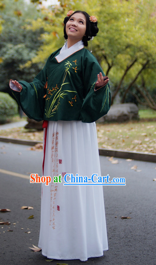 Asian Dress Chinese Dress up Clothing for Girls
