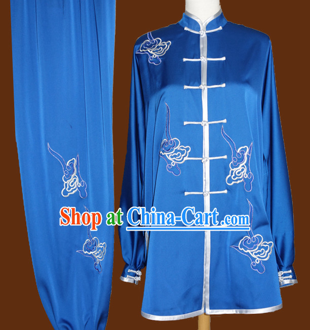 Chinese Martial Arts Kung Fu Training Uniform