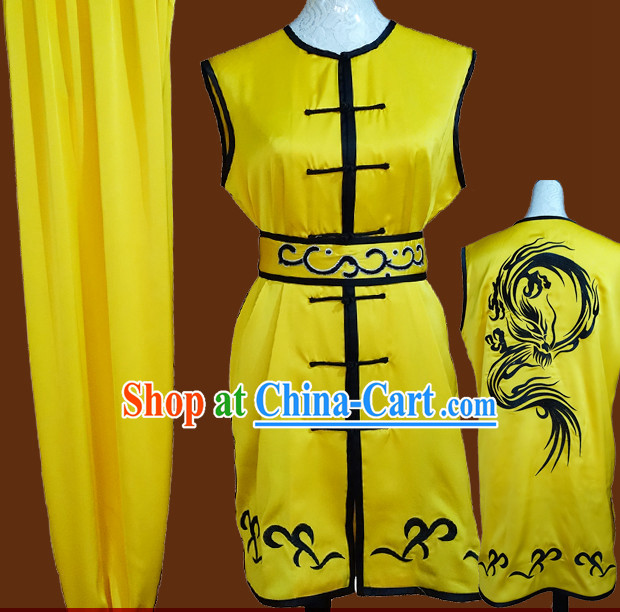 Top Chinese Kung Fu Shirt and Pants