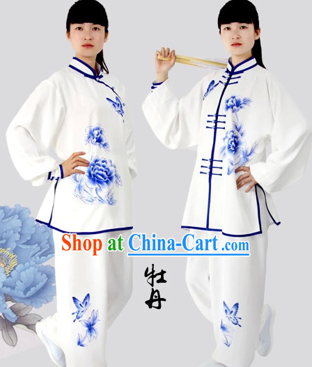 China Kungfu Martial Arts Apparel