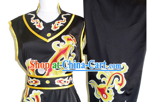Top Chinese Shaolin Training Uniform