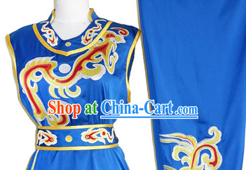 Top Chinese Shaolin Training Outfit