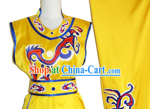 Top Chinese Wing Chun Uniform