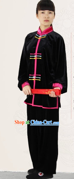 China Kungfu Marshal Arts Costumes