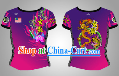 Chinese New Year Singpore Dragon and Lion Dancer Outfits
