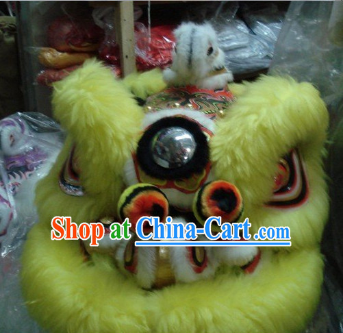 Chinese New Year Lion Dance Equipment Complete Set