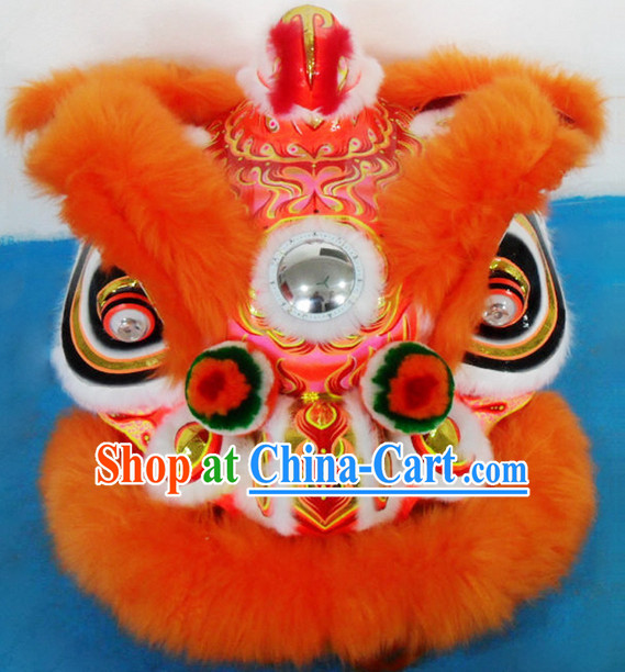 Top China Lion Dance Dancing Costume Complete Set