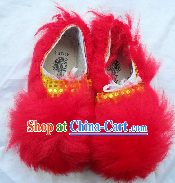 Professional Lion Dance Shoes