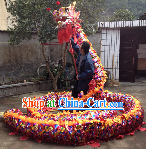 Most Beautiful Asian Dragon Dance Costumes Complete Set