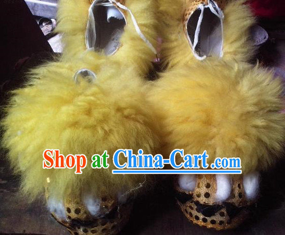 Professional Lion Dancer Shoes