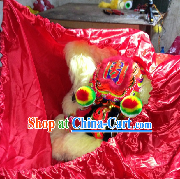 Professional Lion Dance Costumes Package Bag