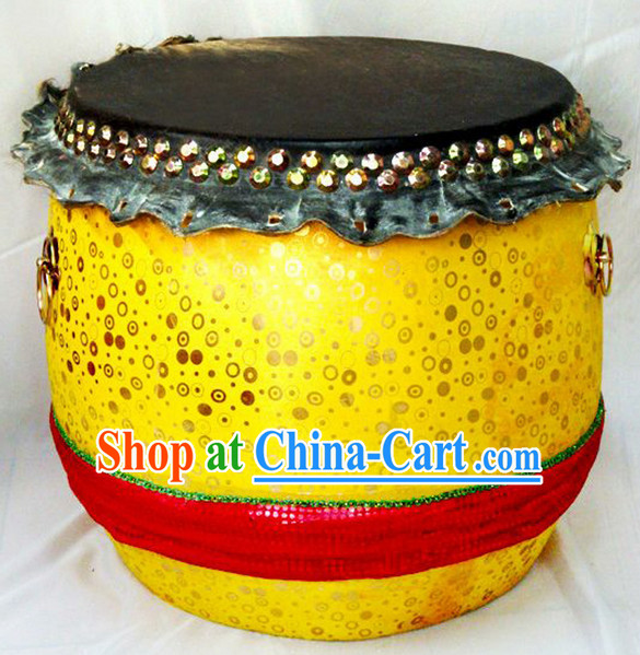Professional Handmade Lion Drum