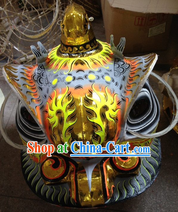 Asian Handmade Lion Dance Framework