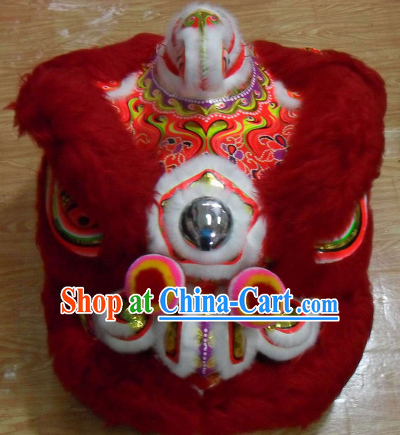 Asian Chinese Lion Costumes