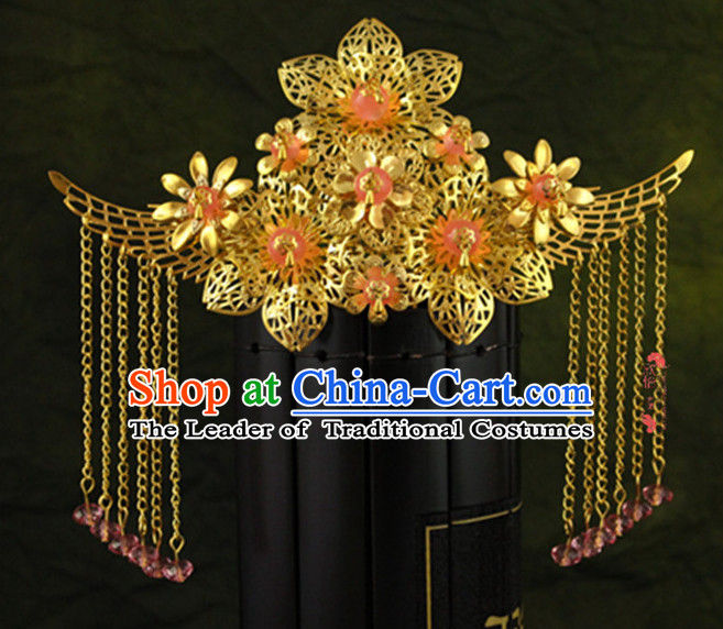 Ancient Chinese Fairy Headpieces