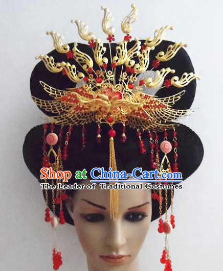 Ancient Chinese Queen Handmade Hair Accessories