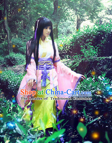 Ancient Chinese Fairy Halloween Costumes for Women