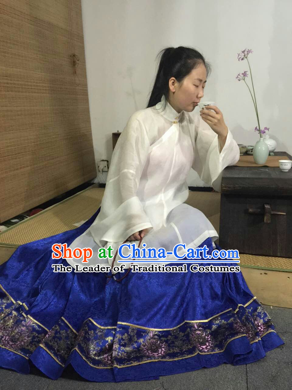Chinese Ming Dynasty Han Fu Costumes Dresses online Designer Halloween Costume Wedding Gowns Dance Costumes Superhero Costumes Cosplay for Women