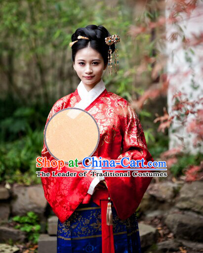 Chinese Ming Dynasty Costumes Dresses online Designer Halloween Costume Wedding Gowns Dance Costumes Superhero Costumes Cosplay for Women