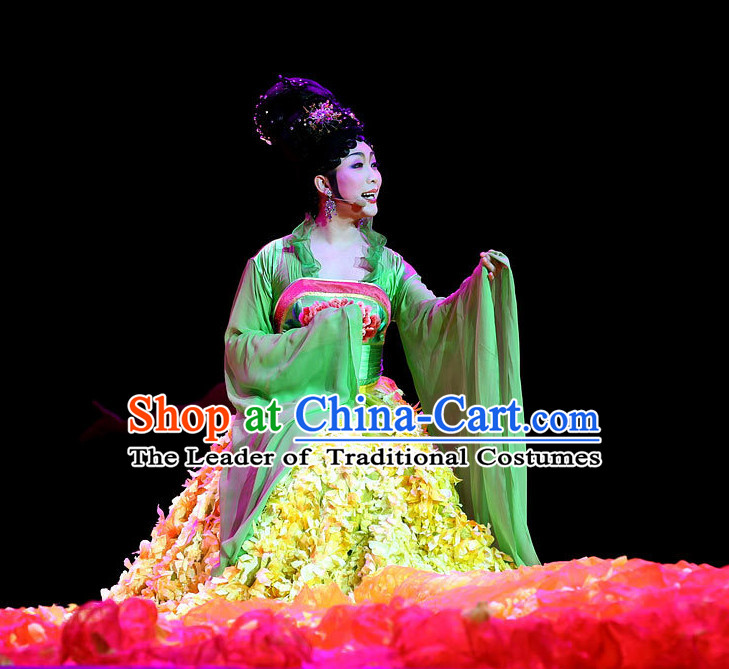 Ancient Chinese Palace Dance Costumes