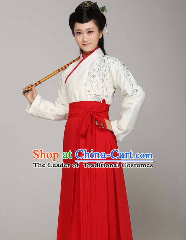 Chinese Classic Hanfu Beauty