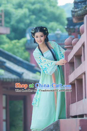Asian Chinese Beauty Halloween Costume Cosplay Costumes Superhero Costumes Complete Set