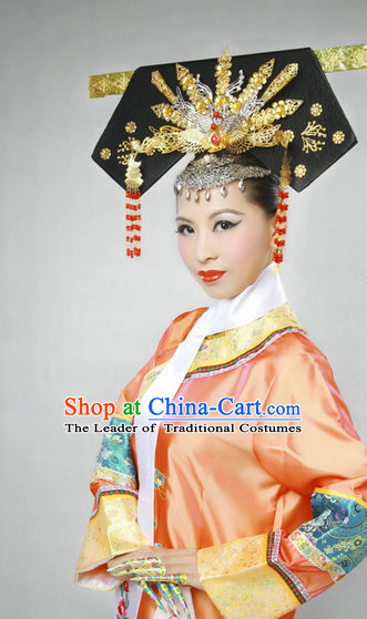 Asia China Opera Princess Headpieces Set