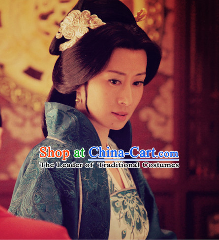 Ancient Chinese Noblewomen Headpieces